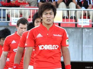 日本ラグビー界の顔 大畑大介選手