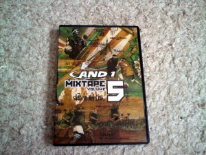AND1のDVD1