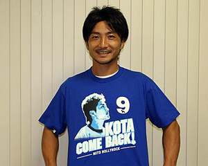 J2水戸、吉原選手がアキレス腱断裂から復活!