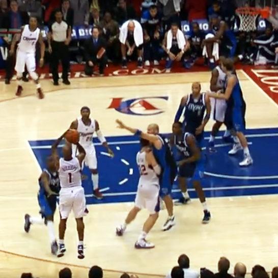 C.ビラップス(NBA)が左足アキレス腱断裂!