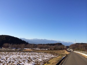 毎年恒例の山道ロードワーク