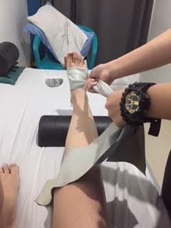 フィリピンのアキレス腱断裂リハビリプログラムが超本格的!フィリピン在住モニカさんからのメッセージ
