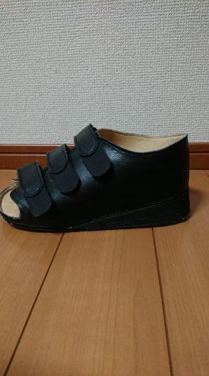 とぅぎぃさん[女性、44歳、愛知県、手術]のアキレス腱断裂用装具